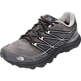 The North Face Litewave Endurance Polkujuoksukengät Naiset, dark gull grey/foil grey